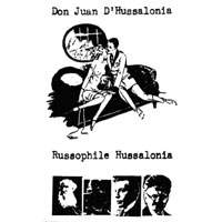 Cover of Double Feature: Don Juan de Hussalonia and Russophile Hussalonia